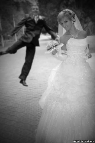 Фотография 1 - Свадебное фото - Примеры работ - DG-foto.